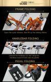 Конструкция X-Формы алюминиевого сплава легковес Bike 16 дюймов складывая