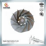 Turbine personnalisée de bâti en métal Fcd450 avec la peinture de jet