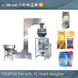 Maquinaria detergente da embalagem do grande pó automático do vertical 1-5kg (ND-K720)