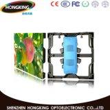 Afficheur LED P3.91 transparent élevé de verre d'intérieur