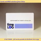 Cartões em cartão SIM Cartão de plástico Cartão de PVC Cartão de chip Cartão inteligente