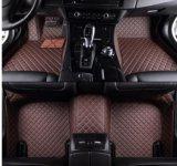 (7개의 시트) 2006-2016 XPE Audi Q7를 위한 가죽 5D 차 매트