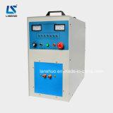 Horno de inducción de frecuencia media de pequeña capacidad de IGBT para el acero de fusión Coppe del hierro