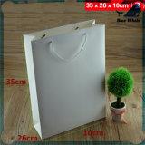 Bwp1-022 Compras Sacos de papel Kraft Microondas 250GSM Popcorn Paper Bag