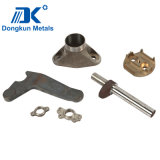 Stahl zerteilt CNC-maschinell bearbeitenservice, durch angepasst