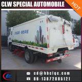 Yuejin 5m3 5tonの道掃除人のトラックの道のクリーニングのトラック