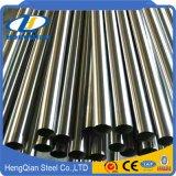 Pipe 304L en acier soudée inoxidable d'ASTM 304 pour la balustrade