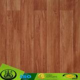 Papel Decorativo de Grão de Madeira Ambientalmente Amigável para o Piso
