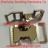 Inarcamento di cinghia nichelato del metallo/inarcamento saldato della tessitura