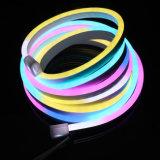 IP68 смены цветов цифровой DMX LED Neon Flex лампа