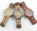 La vente du bois chaud Watch Mesdames montres bracelet bangle bracelet en bois
