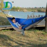 Hamacs en nylon personnalisés de tente de 100% avec monter Carabiner
