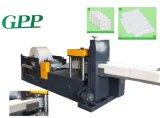 Máquina plegable de alta velocidad de la fabricación de papel de la servilleta