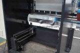 Máquina de dobra hidráulica da placa de aço de carbono Wc67y-200X4000