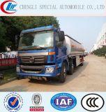 Tankwagen van de Olie van het Vervoer van de Capaciteit van Foton 6X4 de Zware