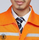 労働者ジャケットおよびズボンのための工場Workwearのユニフォーム