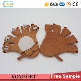 Guanto animale del bagno del bambino di promozione (KLB-075)