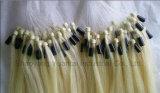 Micro estensioni dei capelli umani del ciclo/branello/anello di prezzi favorevoli