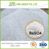 Il proprietario di miniera della baritina produce il solfato di bario Baso4