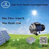 Bomba centrífuga de superfície, bomba de potência solar 750W