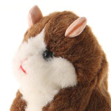 2017 de hete Pluche van het Stuk speelgoed van de Jonge geitjes van de Verkoop leert om Hamsters te spreken