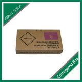 Kundenspezifischer Druckenbrown-Papier-sendender Kasten