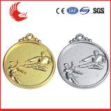 Prix bon marché Hot Sale l'honneur de la Médaille de taekwondo de métal