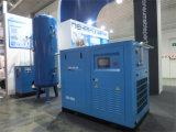 compressor de ar variável do parafuso da freqüência do ímã de Assuredpermanent da qualidade 75kw e da quantidade