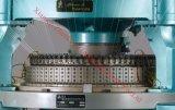 ジャージーの高速二重連結の円の編む機械