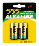 Tiger Head Brand LR14 C formaat alkaline batterij (LR14)