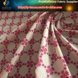 Tissu de polyester, 290t taffetas, impression de taffetas, tissu de jupe