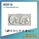 "Baili 8 "" LED 표시기를 가진 쌍둥이 Windows 팬"
