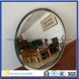 Round Beveled Silver Mirror with SGS Certificate