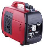 650W 100% de cobre generador de gasolina portátil con colores