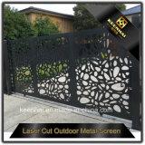 Aluminium-Laser-Schnitt-Landhaus-Eingangs-Gatter-Entwürfe
