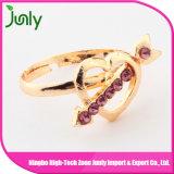 De buitensporige Gouden Ring modelleert de Gouden Ring van de Vrouwen van Ontwerpen