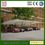 Parking de stationnement de véhicule de structure métallique avec la structure métallique