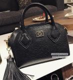 고귀한 여자 은빛 쇼핑 백 형식 술 PU 핸드백 중국 공급자 Sy8128