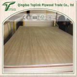 2.5mm 4mm uma madeira compensada natural Linyi da fantasia do Teak da classe