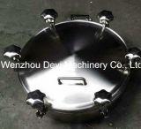Высокое качество Dn400 из нержавеющей стали SS316 круглый люк давления