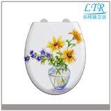 Duroplast Badezimmer-keramischer kundenspezifischer Toiletten-Sitz