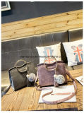 専門のカスタマイゼーションの方法多彩なPUの革安い女性のハンドバッグ