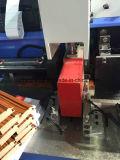 나무로 되는 가구 빠른 속도 자동적인 절단은 90 도 &#160를 가진 기계를 보았다; (TC-898)