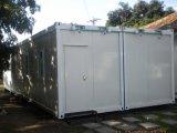 De lage Gemakkelijke Kosten assembleren de PrefabHuizen van de Container
