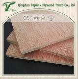 Fornecedor comercial da madeira compensada de Shandong Okoume/Bintangor