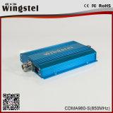 Ripetitore dell'interno del segnale di GSM di vendita 2018 del ripetitore caldo del segnale per l'amplificatore blu domestico del segnale