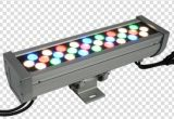 El RGB/ww 28W/56W 24V IP66 LED bañador de pared