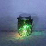 Indicatore luminoso d'attaccatura della lanterna del giardino romantico a pile decorativo domestico