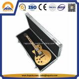 Caso di trasporto di volo della chitarra con il blocco per grafici di alluminio (HF-5110)
