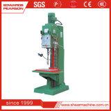 machine de presse de foret de trou de plaque en acier de 25-32mm